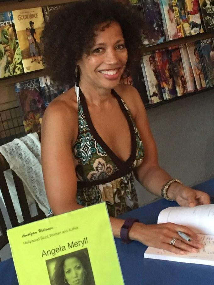 Amalgam Book Signing